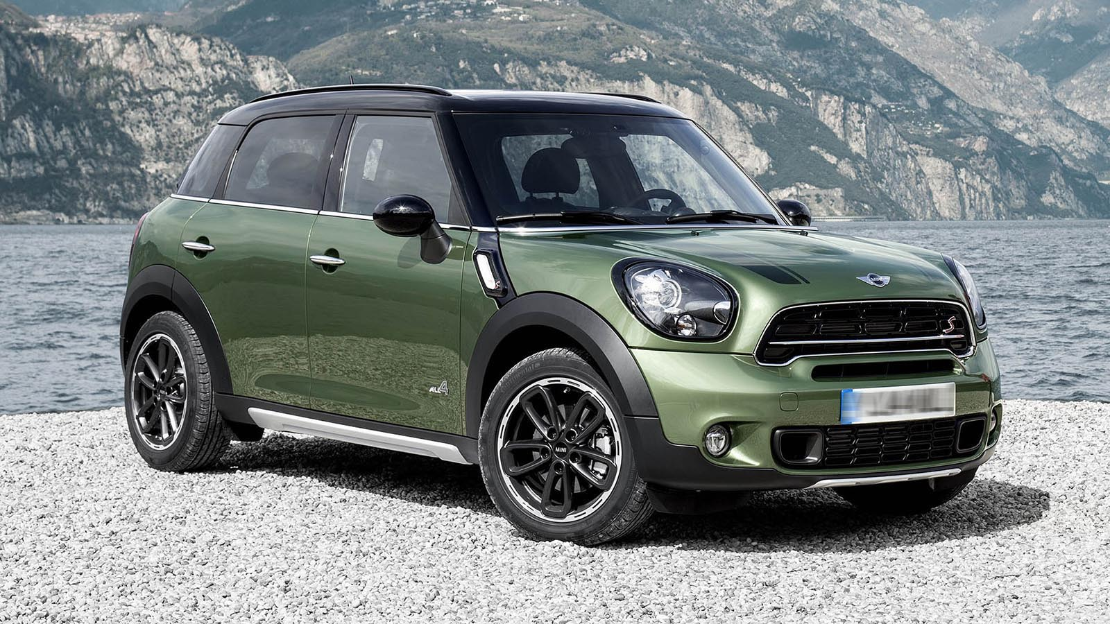 CAT. N - MINI COOPER COUNTRYMAN