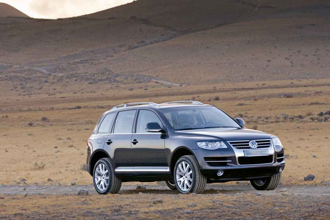 CAT. T - VOLKSWAGEN TOUAREG 3.6 V6 FSI TIPTRONIC EXCLUSIVE