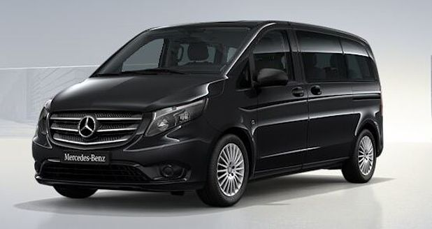 CAT. Y - MINI BUS MERCEDES VITO 2.0 DIESEL